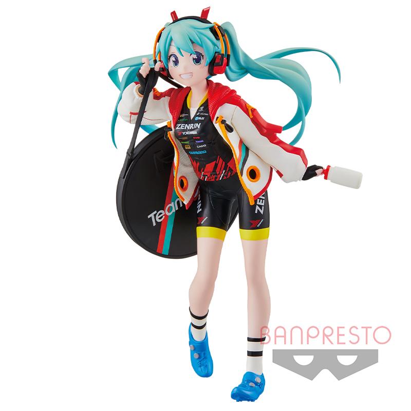 初音ミクレーシングVer. ESPRESTO est-Prints&Texture-レーシングミク2020 TeamUKYO応援Ver.